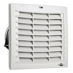 STEGO Filter Fan215 x 215mm Face Dimensions, 187m³/h, AC Operation, 115 V ac, IP54