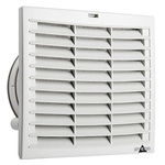 STEGO Filter Fan257 x 257mm Face Dimensions, 281m³/h, AC Operation, 230 V ac, IP54