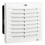STEGO Filter Fan152 x 152mm Face Dimensions, 58m³/h, AC Operation, 115 V ac, IP54