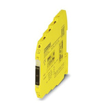 Phoenix Contact 24 V dc Safety Relay -  Single Channel With 1 Safety Contact