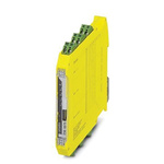 Phoenix Contact 24 V dc Safety Relay -  Single Channel With 2 Safety Contacts  Compatible With Emergency Stop