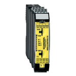 KA Schmersal 24 V Safety Relay -  Dual Channel With 2 Safety Contacts  with 2 Auxiliary Contacts  Compatible With Time