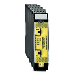 KA Schmersal 24 V Safety Relay -  Dual Channel With 2 Safety Contacts  with 2 Auxiliary Contacts