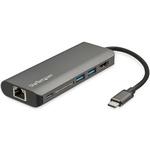 Startech 4K USB-C Adapter with HDMI - 4 x USB ports