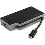 Startech USB-C Adapter with HDMI, VGA - 3 x USB ports