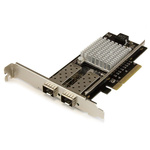 Startech 2 Port PCIe Network Interface Card, 10/100/1000/10000Mbit/s