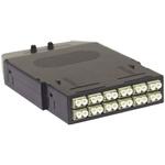 HellermannTyton RapidNetSeries, 12 Port LC to LC Multimode Duplex Cassette, OM3 Optical Fibre Type