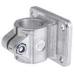 Rose+Krieger FK Flange Clamp, 40mm Round Tube, M10 Thread