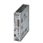 Phoenix Contact DIN Rail UPS Uninterruptible Power Supply, 18 → 32V dc Output, 480W - UPS