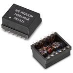 Surface Mount Lan Ethernet Transformer, 17.1 x 14.75mm, 0 → +70 °C