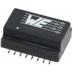 Surface Mount Lan Ethernet Transformer, 12.7 x 8.8mm, -40 → +125 °C