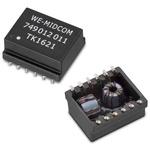 Surface Mount Lan Ethernet Transformer, 12.7 x 9.52mm, -40 → +85 °C