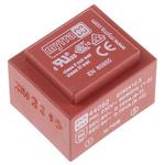 9V ac 2 Output Through Hole PCB Transformer, 1.5VA