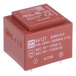 6V ac 2 Output Through Hole PCB Transformer, 2VA