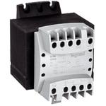 Legrand 100VA DIN Rail & Panel Mount Transformer, 230 V ac, 400 Primary 1 x, 115 V ac, 230 V ac Secondary