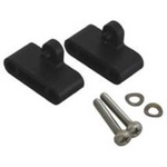 BEL POWER SOLUTIONS INC Connector Retention Brackets, Connector Retention Brackets for use with Cassette Type Converter