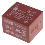 2 Output 4W SMPS Transformer, 85 → 265 V ac, 85 → 370 V dc, -15 V dc, 15 V dc