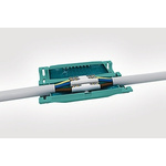 HellermannTyton Cable Repairs, In Installation Channels, Indoors, Outdoor Electricity Straight Joints Low-Voltage