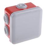 Legrand Polypropylene Adaptable Box, 7 Knockouts 94mm x 52 mm x 94mm