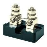 Murata Power Solutions Brass-Ended Shunt, 300 A, 50mV Output, ±0.25 % Accuracy