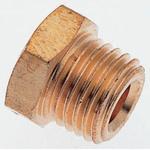 Norgren Brass Tubing Nut for 3/8in