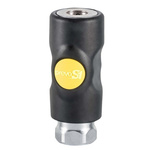 PREVOST Pneumatic Quick Connect Coupling Composite Polyester 3/8 in Threaded