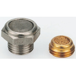 Legris 0682 Stainless Steel 12bar Pneumatic Silencer, Threaded, G 1 Male