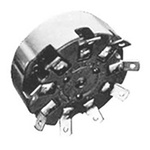 Ohmite, 12 Position Rotary Switch, 50 A, Solder