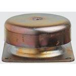 Fabreeka M10 Steel Anti Vibration Mount VSC2-25-C-S-M10 76mm dia. Neoprene