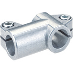Rose+Krieger Round Tube Angle Clamp, strut profile 16 mm,
