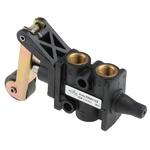 Norgren Roller 3/2 Pneumatic Manual Control Valve Super X Series