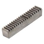 RS PRO Steel Gear Rack, 500mm Long , 20mm Face Width