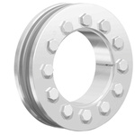 Ringfeder Shrink Disc 4061 - 21x50, 16 mm, 17 mm, 18 mm Shaft Diameter