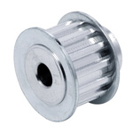 RS PRO Timing Belt Pulley, Aluminium 10mm Belt Width x 5mm Pitch, 14 Tooth