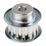 RS PRO Timing Belt Pulley, Aluminium 10mm Belt Width x 5mm Pitch, 15 Tooth
