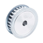 RS PRO Timing Belt Pulley, Aluminium 10mm Belt Width x 5mm Pitch, 27 Tooth