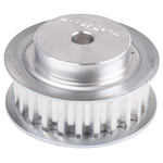 RS PRO Timing Belt Pulley, Aluminium 10mm Belt Width x 5mm Pitch, 24 Tooth