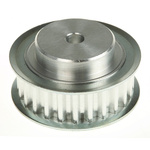 RS PRO Timing Belt Pulley, Aluminium 10mm Belt Width x 5mm Pitch, 25 Tooth
