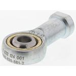 EMERSON – AVENTICS M6 Female Steel Rod End, 6mm Bore, Metric Thread Standard