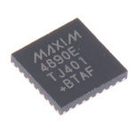 Maxim Integrated MAX4890ETJ+, Ethernet Switch IC, 10Mbps, 3 to 3.6 V, 32-Pin TQFN