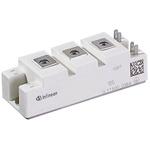 Infineon BSM150GB60DLCHOSA1 Series IGBT Module, 180 A 600 V, 7-Pin 34MM Module, Panel Mount