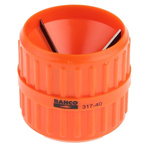 Bahco Carbon Steel 317-40 Deburring Tool For Deburring