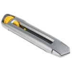 Stanley Retractable 18.0mm Interlock Safety Knife with Snap-off Blade
