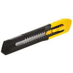 Stanley Retractable 18.0mm Light Duty Safety Knife with Snap-off Blade