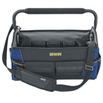 Irwin Fabric Tote Tray with Shoulder Strap 500mm x 275mm x 250mm