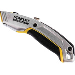 Stanley Tools Retractable Heavy Duty Electricians Knife with Straight Blade