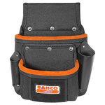 Bahco Polyester, 2 Pocket Tool Belt Pouch