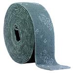 3M Medium Sandpaper Roll, 10m x 125mm