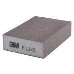 3M P400 Very Fine Sanding Block, 100mm x 68mm