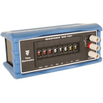 Time Electronic Resistance Decade Box, Resistance Resolution 0.01Ω, Absolute Maximum Resistance Measurement 1MΩ, RS
